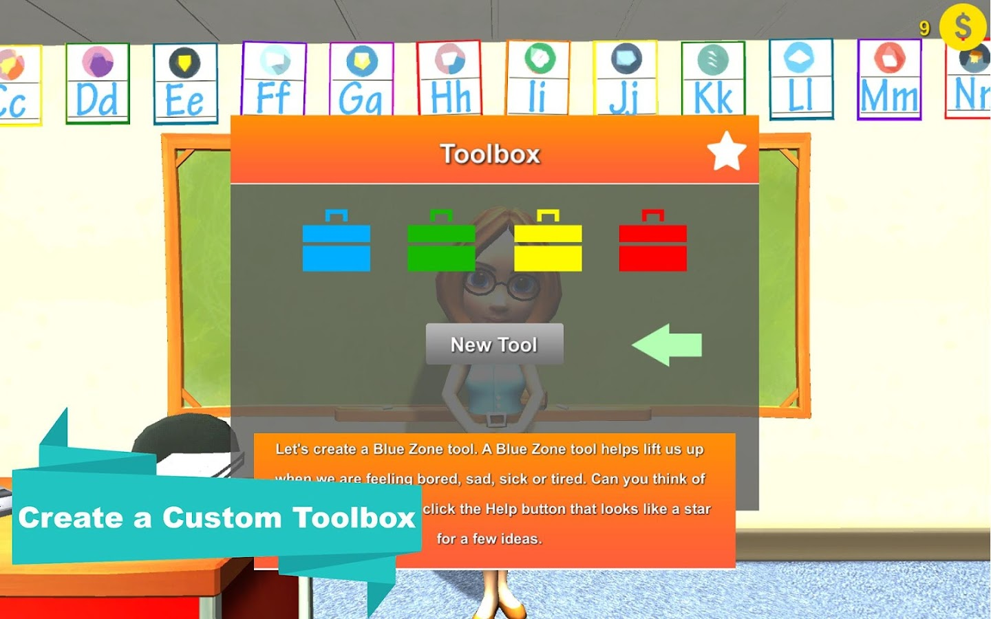The Zones of Regulation : Exploring Emotions- screenshot