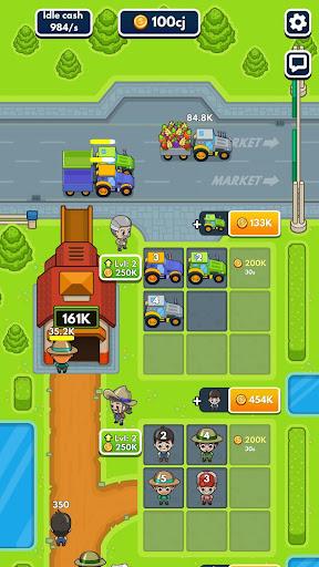 Idle Farm Tycoon - Merge Simulator  screenshots 6