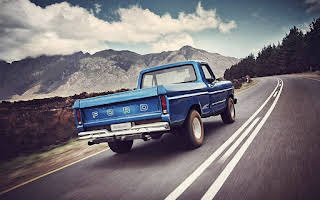 Ford F100 Rent Western Cape