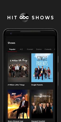 ABC – Live TV & Full Episodes 5.5.0.34 screenshots 1