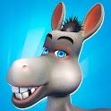Donkey Life Simulator Games: Farm Fun Adventure icon