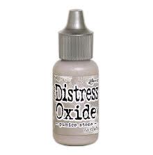 Tim Holtz Distress Oxide Ink Reinker 14ml - Pumice Stone