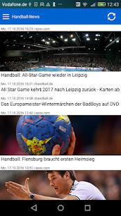 meinHANDBALL - náhled