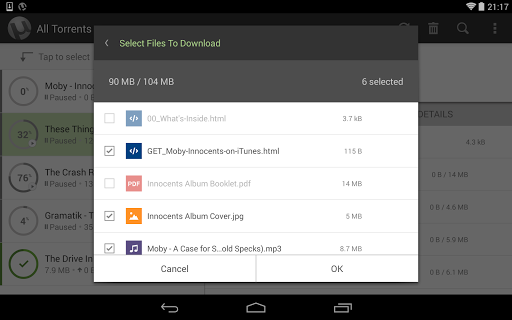 µTorrent® Pro - Torrent App screenshot 15