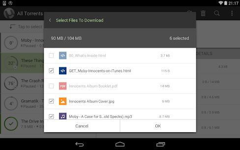 µTorrent Pro Apk – Torrent App 12