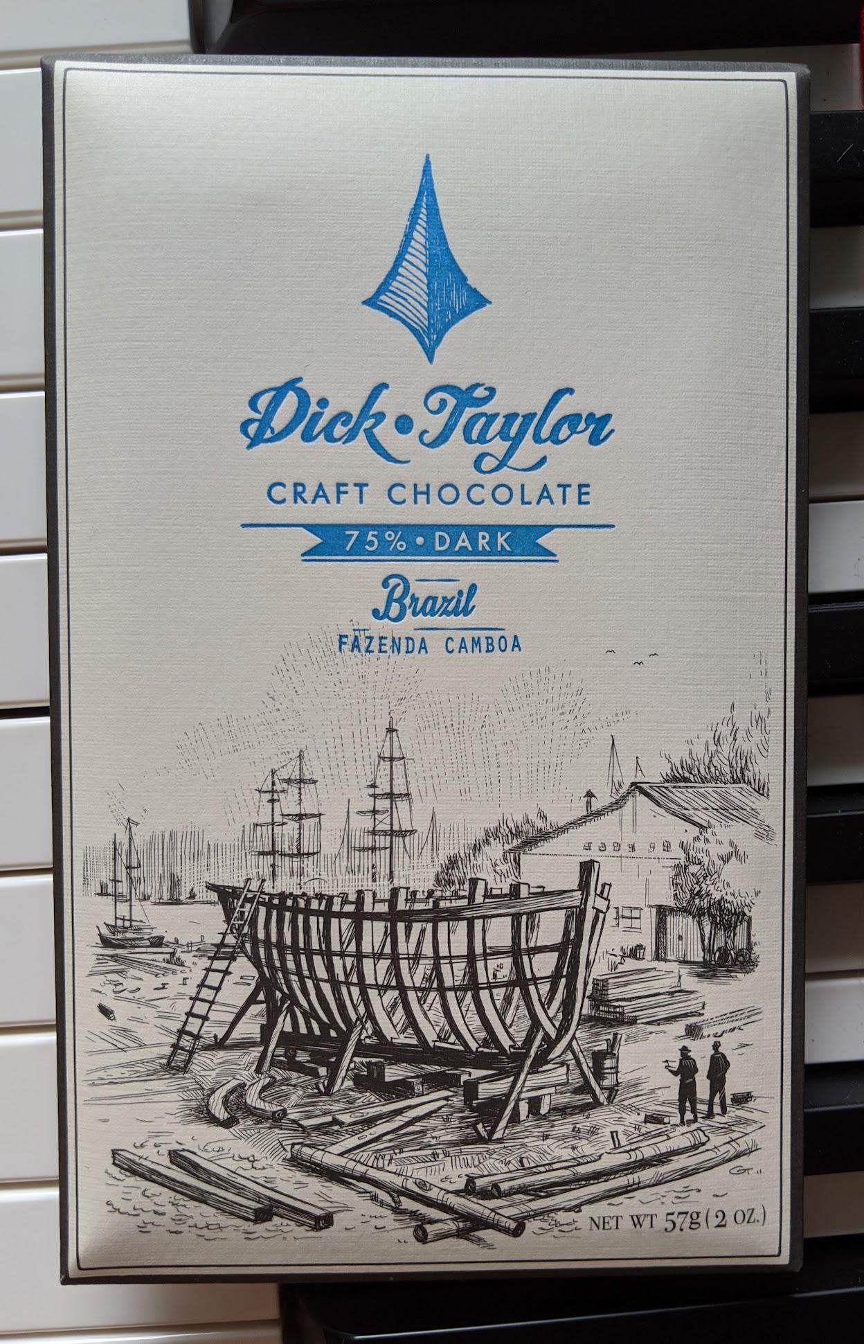 75% dick taylor brazil bar