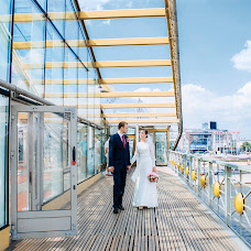 Wedding photographer Mariya Kostyukhina (pti4ka). Photo of 19.08.2016