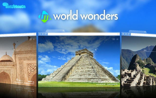Wonders of the World HD Wallpapers New Tab