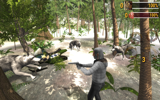 Ice Age Hunter: Online Evolution apktram screenshots 24