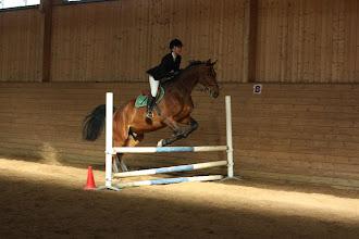 Photo: 9:e start: Sanna och Lauritz