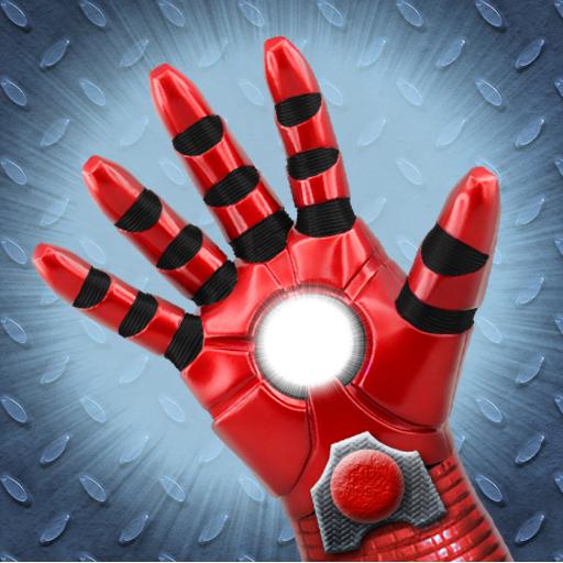 Hand Iron Hero Simulator