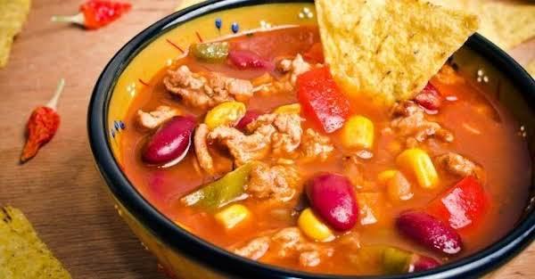 Terrific Taco Soup Recipe