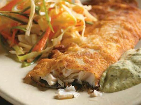 Chicken Fried Fish