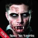 Make me vampire-Vampire photo editor icon