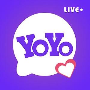 YoYo Live Video Chat 1.1.4 by Lola2020 logo