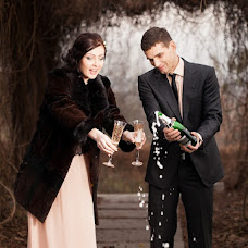 Wedding photographer Viktor Byvshev (Ripman). Photo of 14.01.2013