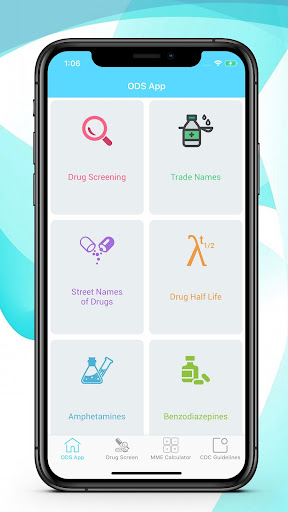 MME calculator and Urine Drug screen ss1
