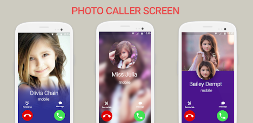 Photo Caller Screen - Apps on Google Play