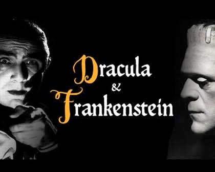 Monster Repertory: Dracula/Frankenstein