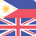 Filipino English Offline Dictionary & Translator icon
