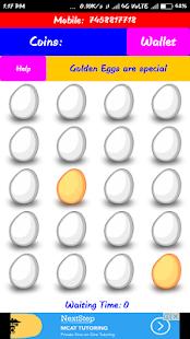 Egg Reward - náhled