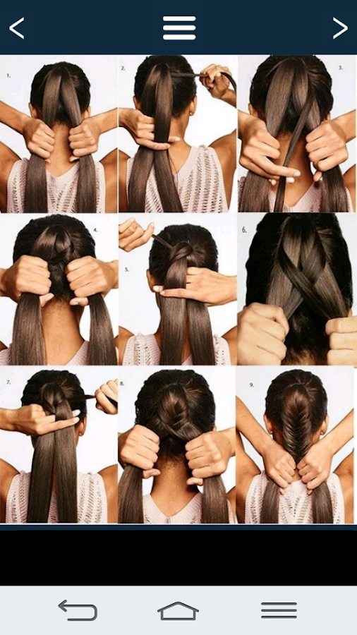 Easy Hairstyles Step By Step 15 super easy hairstyles for lazy girls who cant even them girls and daenerys targaryen Easy Hairstyles Step By Step Screenshot