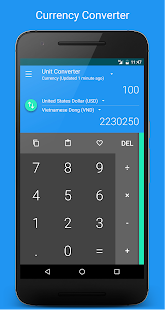 Unit & Currency Converter Pro★- screenshot thumbnail