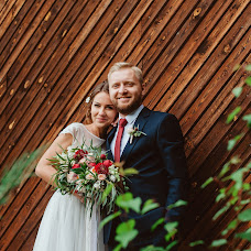 Wedding photographer Irina Zakharkina (carol). Photo of 08.10.2016