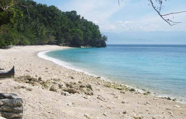 Canibad Beach Cove, Samal