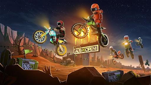 Trials Frontier screenshot 1