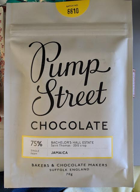 75% jamaican pump street bar