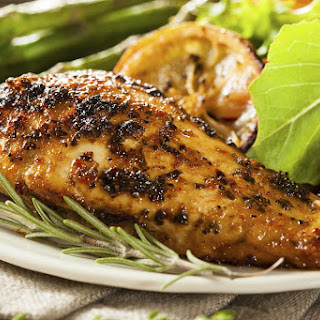 1. Greek-Style Grilled Chicken with Oregano, Garlic, Lemon, and Olive Oil
