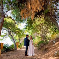 Φωτογράφος γάμων Manos Mpinios (ManosMpinios). Φωτογραφία: 07.11.2018