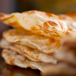 Naan - Leavened Indian Flatbread Recipe