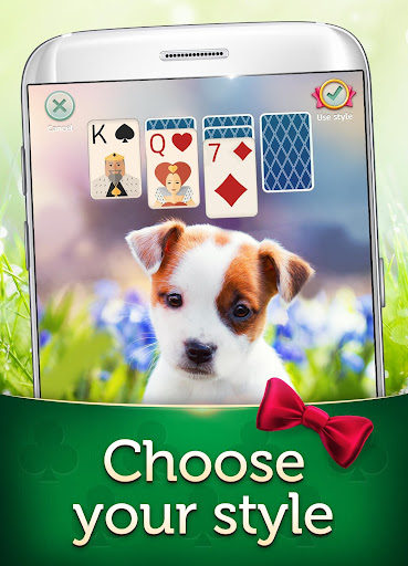 Magic Solitaire - Card Game modavailable screenshots 3