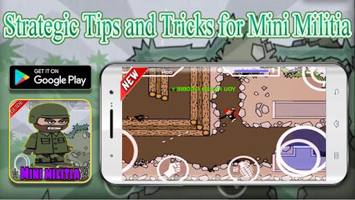 Guide For Mini Militia Battle 2020 Amzing-Tips Screenshots 2