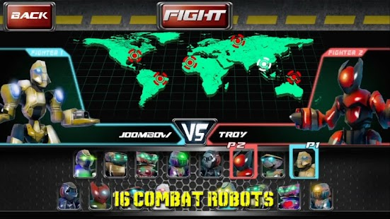 Game Steel Street Fighter Club Pro APK for Windows Phone