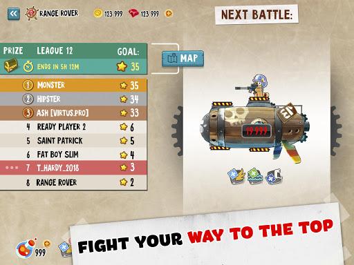 Cats vs Pigs: Battle Arena 1.0.3 screenshots 10