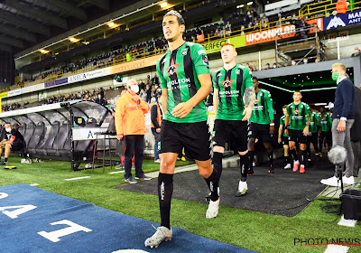 Kevin Hoggas heeft zijn contract bij Cercle Brugge met 1 jaar verlengd