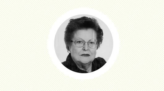 Mª Dolores Carmona Jiménez: primera concejala de Albox, maestra durante 40 años