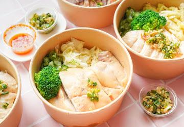 貝穀-南洋雞飯專門店