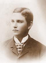 Photo: Horace Greely Alton son of Absolem J & Millie Elizabeth Lovelace Holman