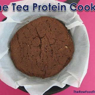 The Tea Protein Cookie