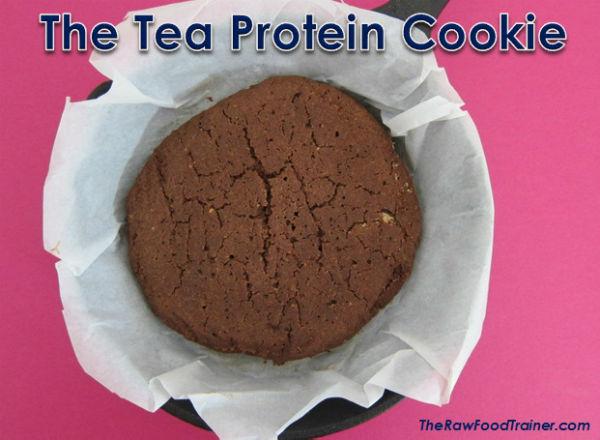 The Tea Protein Cookie Recipe