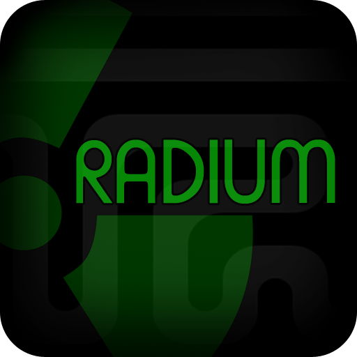 Radium game for Android