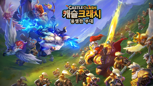 Castle Clash: uc6a9ub9f9ud55c ubd80ub300  screenshots 6