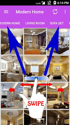 Modern Home Design 3 screenshots 3