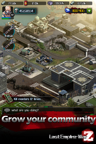 android Last Empire-War Z Screenshot 5