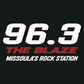 96.3 The Blaze - Missoula's Rock Station (KBAZ)