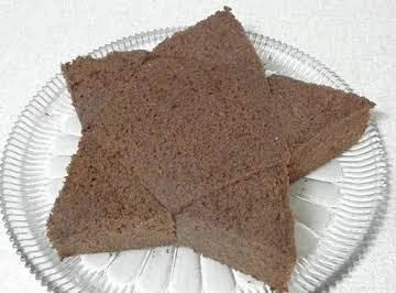 Star Shape Cake